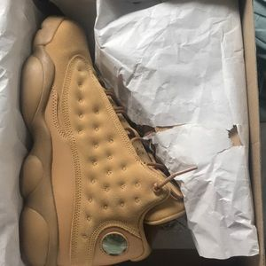 wheat 13's size 7y